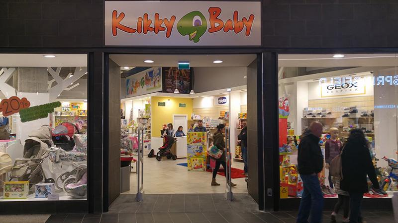 6a969f9671a4e Kiki Baby Concept confia proteção e segurança da loja do Évora Plaza à  Gateway - Gateway Portugal