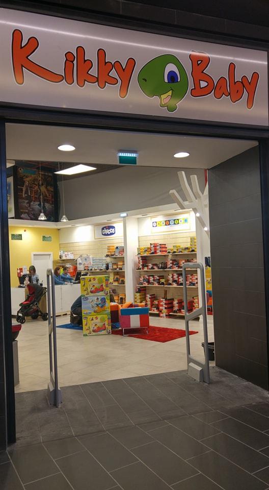 26cc39521f819 Kiki Baby Concept confia proteção e segurança da loja do Algarve Shopping à  Gateway