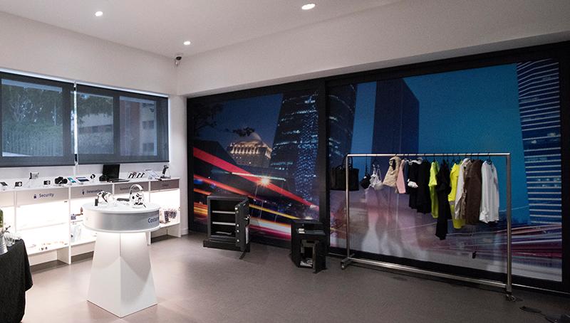 showroom 2018